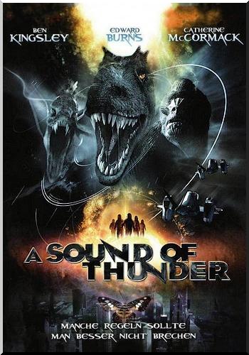 И грянул гром / a sound of thunder(2005) dvdrip