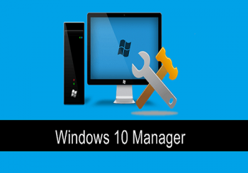 Windows 10 manager 3.2.3 RePack