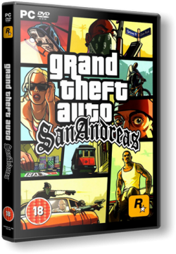 Grand Theft Auto San Andreas + MultiPlayer [0.3e]