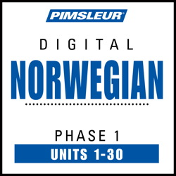 Норвежский язык по методу Доктора Пимслера / Pimsleur Norwegian Phase 1