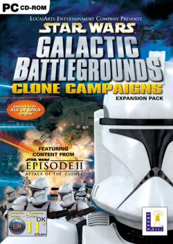 Star Wars: Galactic Battlegrounds. Clone Campaigns