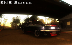 GTA San Andreas - ENBSeries v0.075s