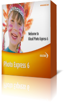 Ulead Photo Express 6.0 + RUS