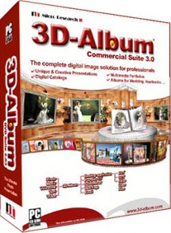 3D-Album Commercial Suite 3.30 RePack