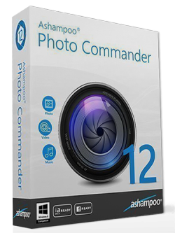 Ashampoo Photo Commander 12.0.9 RePack by FanIT