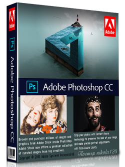 Adobe Photoshop CC 2015.5.0 (20160603.r.88) RePack by D!akov