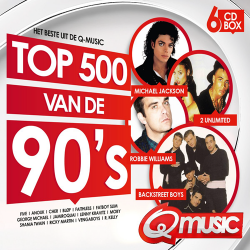 VA - Q-Music Top 500 Van 90's