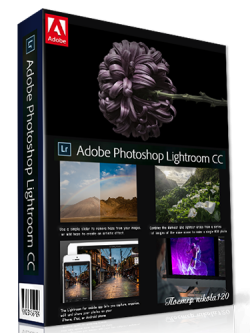 Adobe Photoshop Lightroom CC 2015.10 (6.10) RePack by KpoJIuK