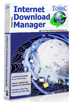 Internet Download Manager 6.28 Build 6 RePack by elchupacabra