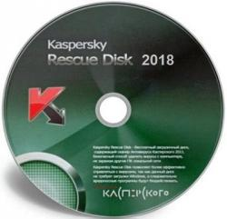 Kaspersky Rescue Disk 2018 18.0.11.3 BootCD