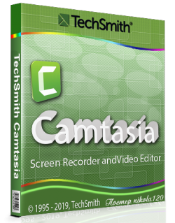 TechSmith Camtasia 2019.0.6 Build 5004 (x64) RePack by elchupacabra