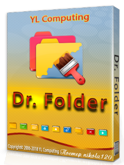 Dr. Folder 2.7.0.0 RePack by elchupacabra