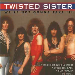 twisted sister discography 320