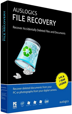 Auslogics File Recovery 5.0.1.0 Final 5.0.1.0