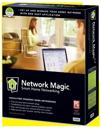 Network Magic Pro 5.5.9195.0 Rus торрент
