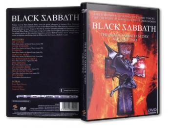 Black Sabbath - The Black Sabbath Story Vol.1-2