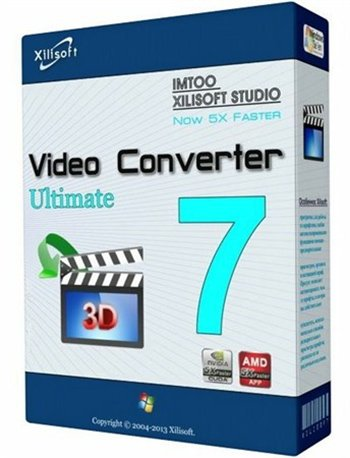 Xilisoft Video Converter Ultimate 7.7.2.20130217 + RUS