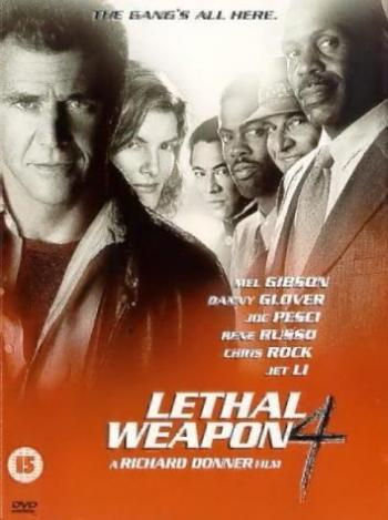 lethal weapon 4 by richard donner essay
