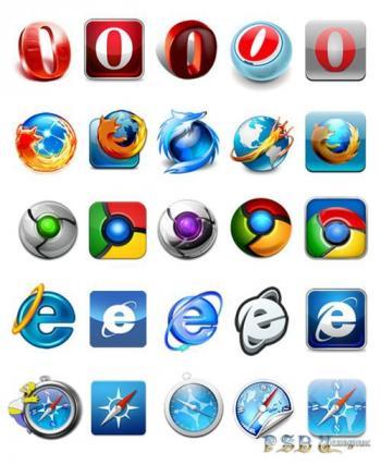 Скачать Иконку Ico Популярных программ