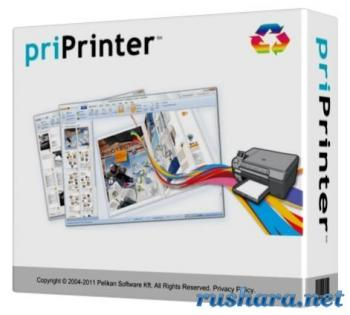PriPrinter Professional Edition 4.0.0.1230 Final