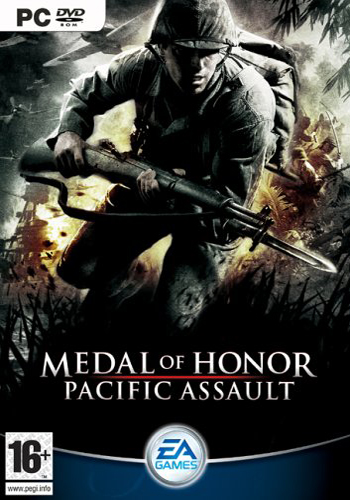 Medal of Honor Pacific Assault [RePack by RG Mechanics]
