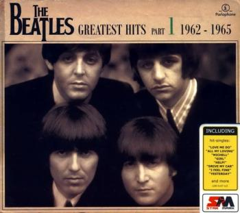 The Beatles - Greatest Hits Part1 1962-1965 (Box Set 2CD)