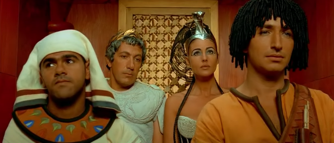 Астерикс и обеликс миссия клеопатра секс