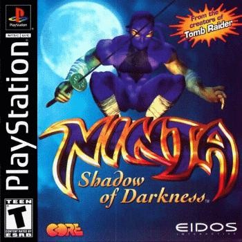 [PSX-PSP] Ninja: Shadow of Darkness [FULL] [ENG]