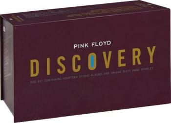 Pink Floyd - Discovery 1967-1994 (16CD/14 Albums Box Set Remastered)