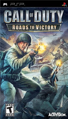 [PSP] Call Of Duty: Roads To Victory