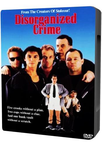 Дезо�ганизованная п�е���пно��� disorganized crime Джим