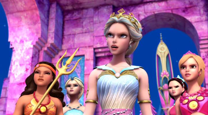 про снежную королеву 1