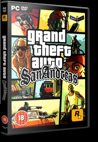 Grand Theft Auto San Andreas скачать Сервер - картинка 2