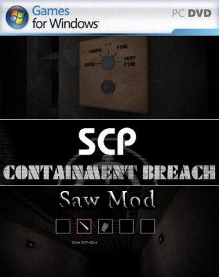 SCP - Containment Breach Saw Mod [2012, Horror, Adventure] / Скачать