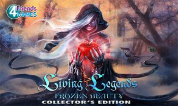 Living Legends 2: Frozen Beauty Collector's Edition