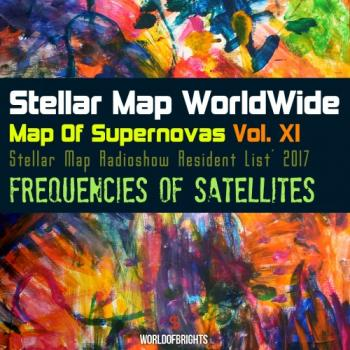 Map Of Supernovas Vol. XI - Frequencies Of Satellites