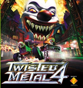 Twisted Metal 3,4 (1998)