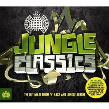 VA - Ministry Of Sound: Jungle Classics