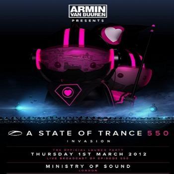 Armin van Buuren A state of trance 550 [ DOWNLOAD ]