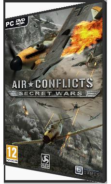 Скачать кряк для Air Conflicts. Secret Wars - картинка 1