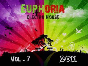 Va euphoria electro house vol 7 2011 electro house for Euphoric house music