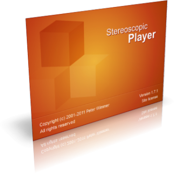 Stereoscopic Player 1.7.1 Portable