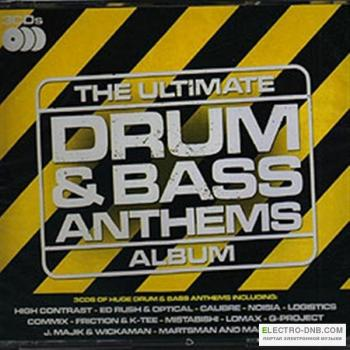 VA - The Ultimate Drum & Bass Anthems Album (3CD)