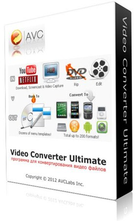 Any Video Converter Ultimate 4.3.8 Portable
