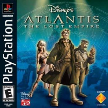[PSX-PSP] Atlantis: The Lost Empire