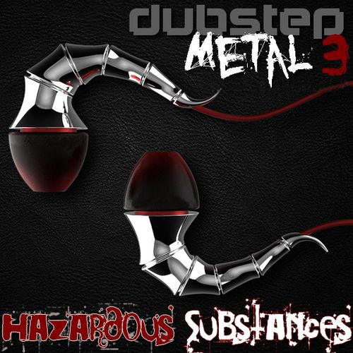 VA - Hazardous Substances - DubStep Metal