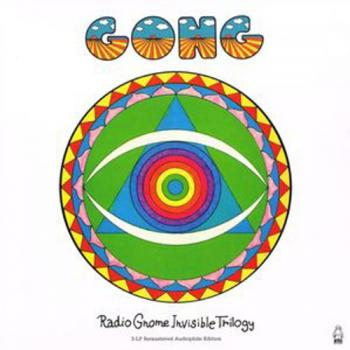 Gong - The Radio Gnome Invisible Trilogy (4 СD Box Set)