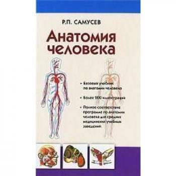 М г привес анатомия человека скачать