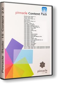 Pinnacle Studio 15 Content 2.0