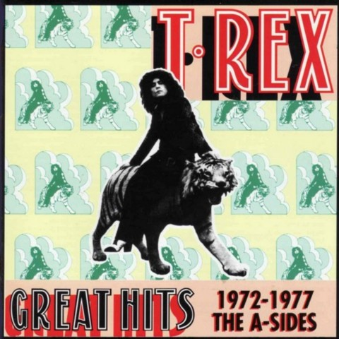 T-REX Discography